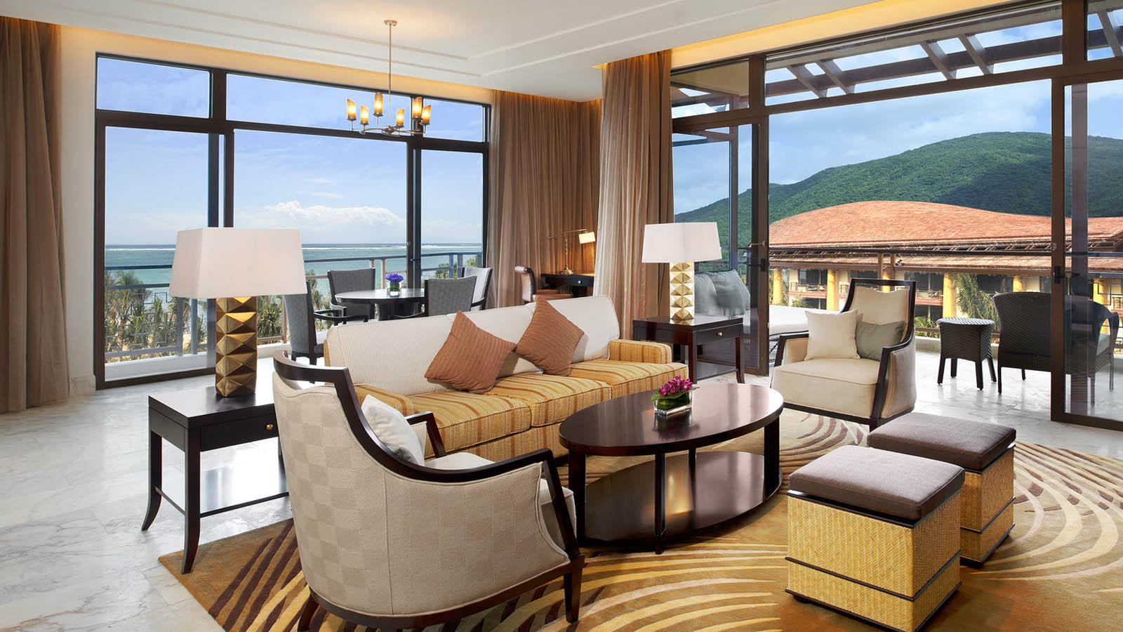 St. Regis Ocean View Suite
